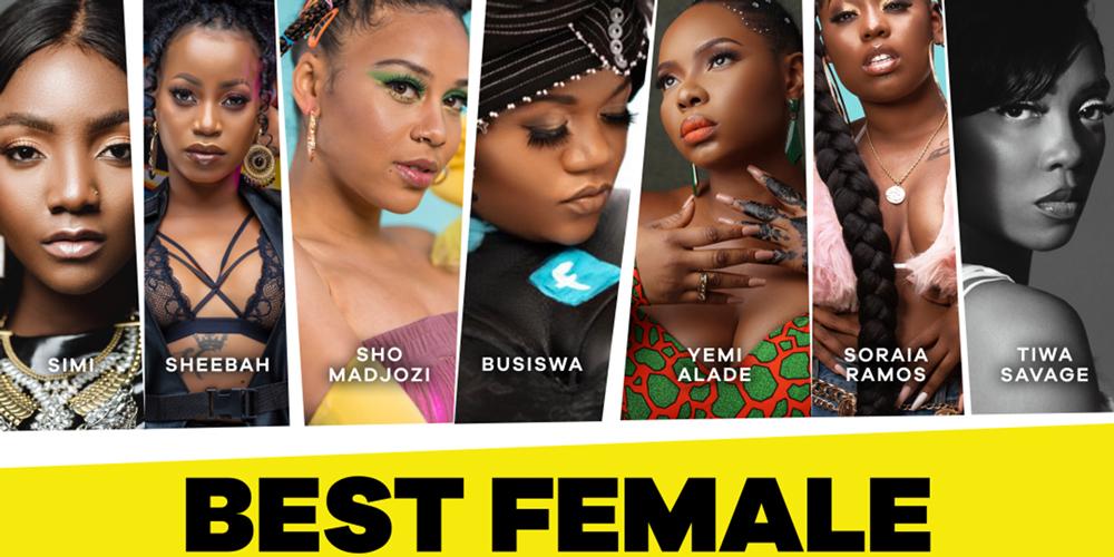MTV Africa Music Awards Kampala Nominees Revealed - Blazon Magazine